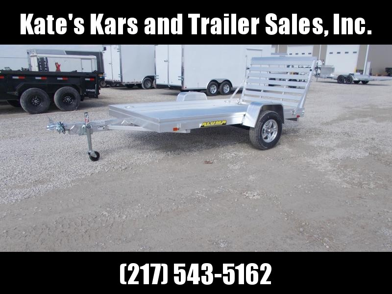 CALL FOR BEST PRICE!! Aluma 6810H Aluminum ATV Utility Trailer