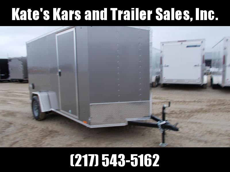 *NEW**Pace American 6X12' Enclosed Cargo Trailer
