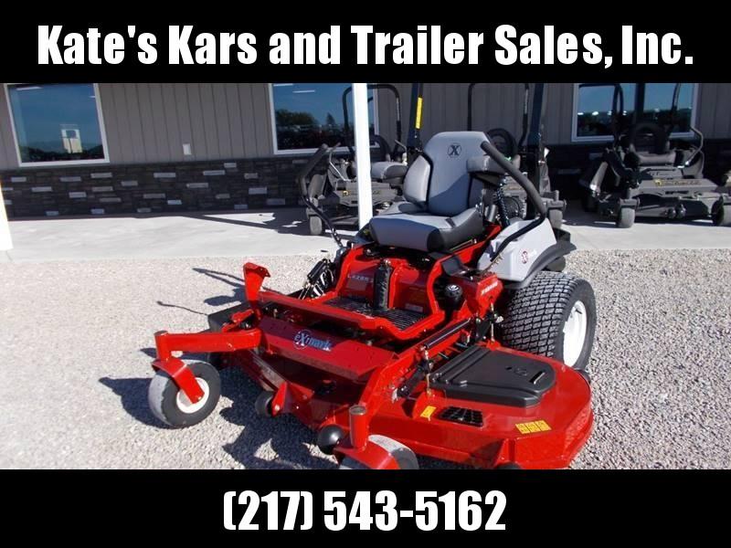 "LEFT OVER!! 2018 Exmark Lazer Z X-Series 72"" zero turn lawn mower for sale"