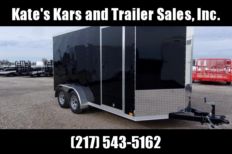 *NEW* Cross 7X14' Extra Tall Enclosed Cargo Trailer
