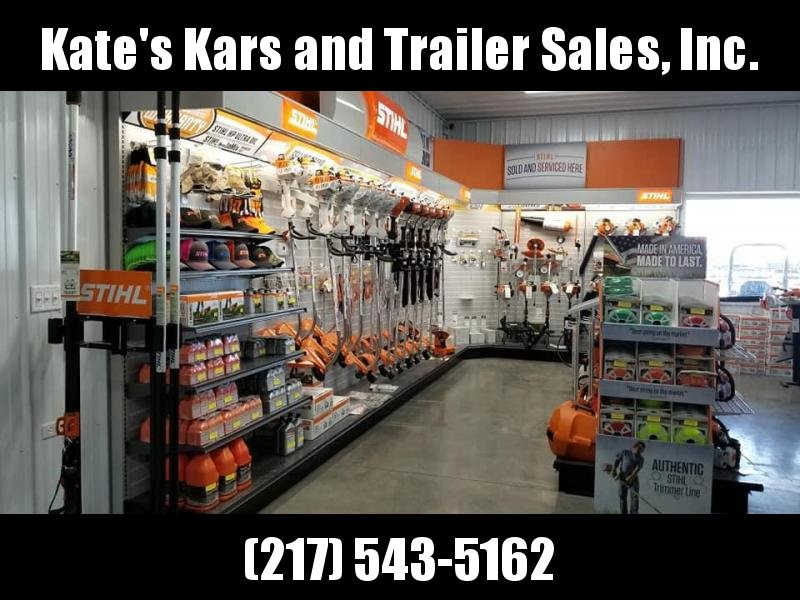 Stihl Dealer with parts and service