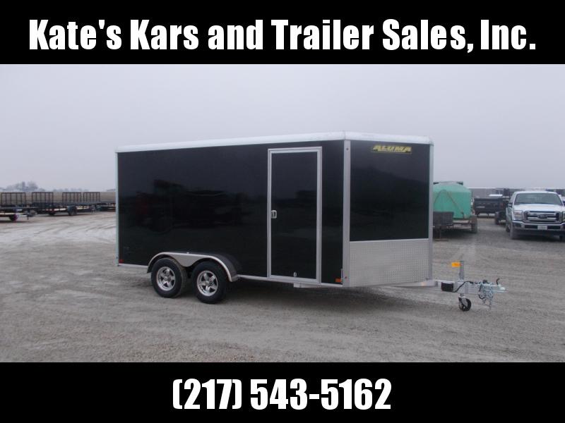 *NEW* Premium Aluma 7X14' Extra Tall Aluminum Cargo Enclosed Trailer in Ashburn, VA