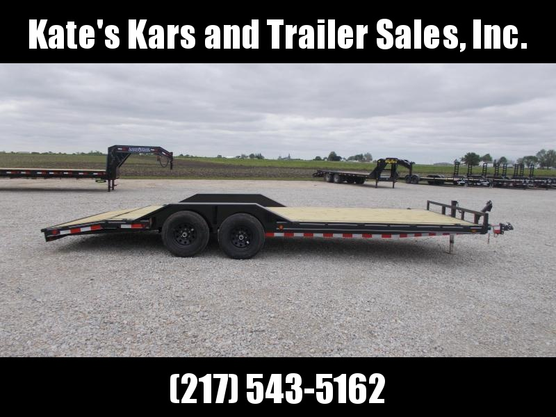 *NEW** Load Trail 102X22' Buggy Hauler Car / Racing Trailer DRIVE OVER fenders