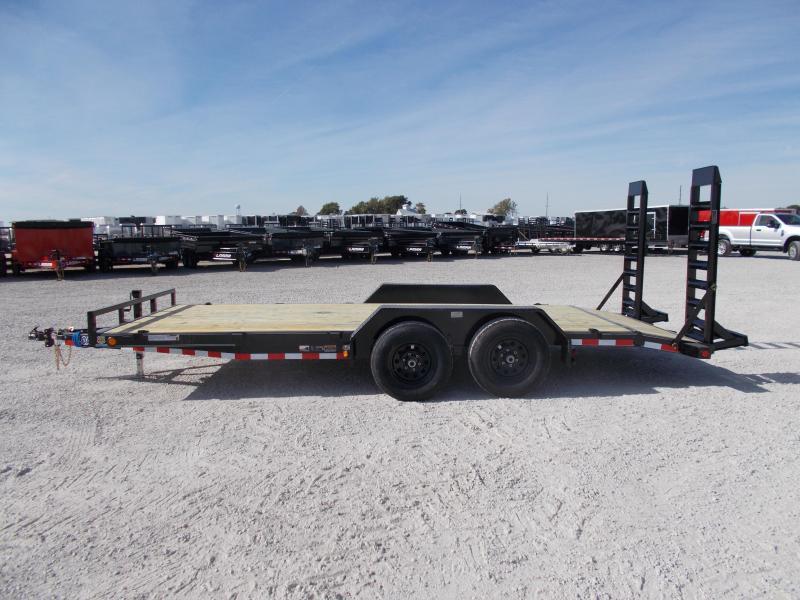 *NEW* Load Trail 18' Equipment Trailer 9990 LB GVWR
