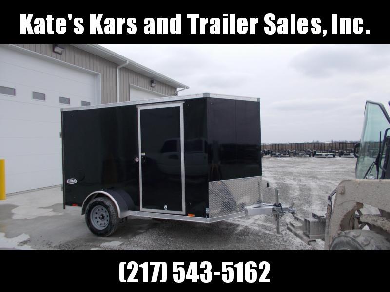 2020 Pace American 6X10 Aluminum Cargo Trailer Enclosed Cargo Trailer