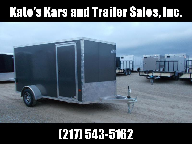 *SUPER NICE* 6X12 Aluminum Enclosed Cargo Trailer  in Ashburn, VA
