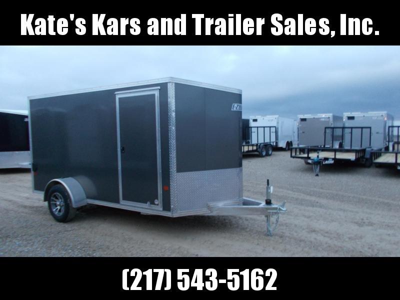 *SUPER NICE* 6X12 Aluminum Enclosed Cargo Trailer