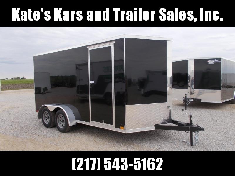2020 Cross Trailers 7X14 Extra Tall Screwless Enclosed Cargo Trailer