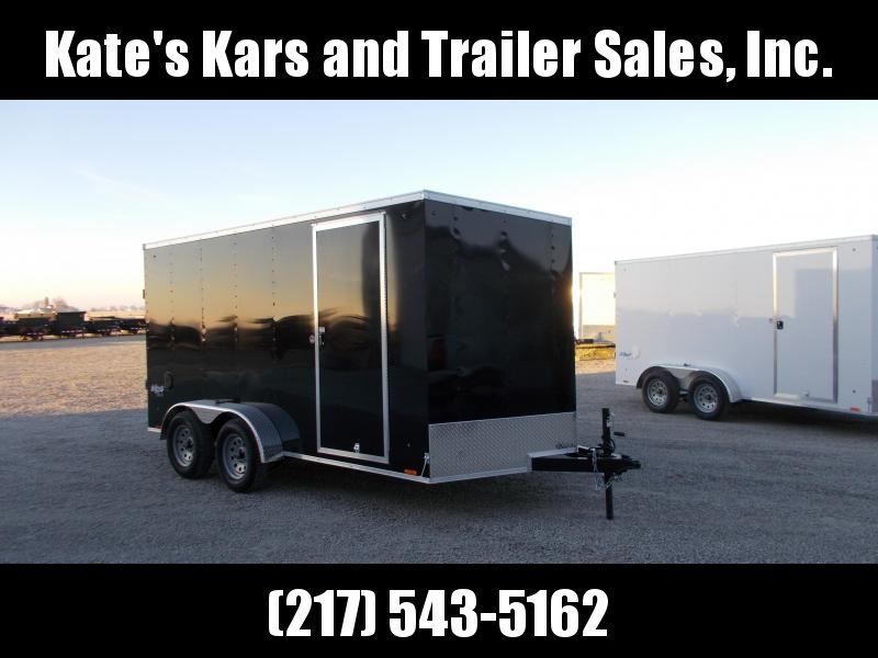 *NEW* Pace American 7X14' Extra Tall Enclosed Cargo Trailer