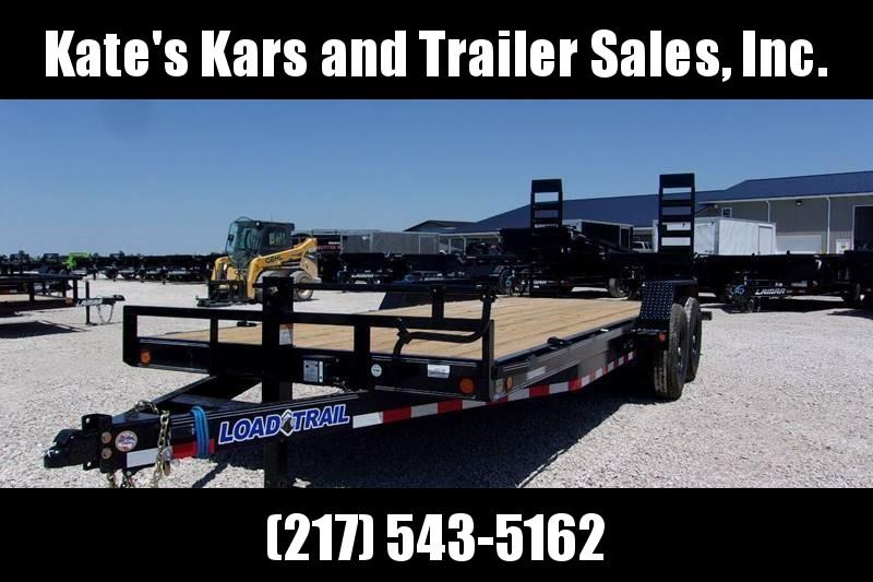 *NEW*  Load Trail 83x20' Equipment Trailer 14000 LB GVWR