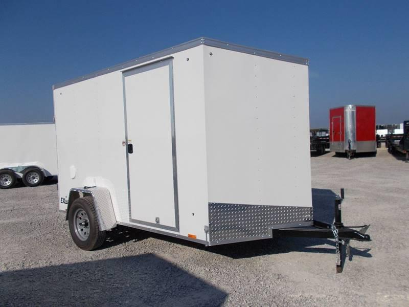 *NEW* Cargo express 6x10' Enclosed Trailer