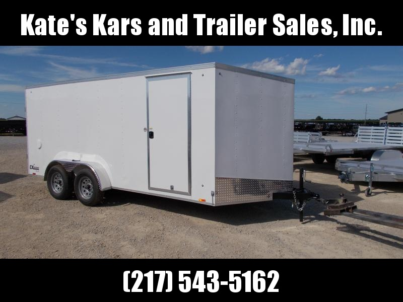 *NEW* Cargo Express 7X16' Enclosed cargo Trailer
