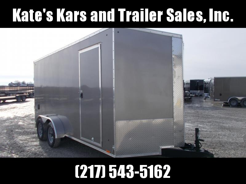 2020 Pace American Extra Tall 7x16' Enclosed Cargo Enclosed Cargo Trailer
