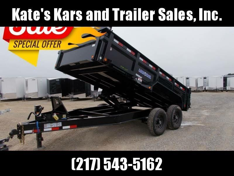 *NEW*  Load Trail 14K LB 83x14' Dump Trailer BEST DEAL!!