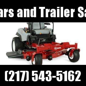 """MUST GO 2018 Exmark Quest S-Series 50"""" zero turn Lawn Mower for sale"""
