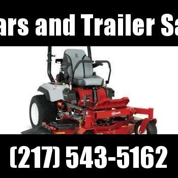 """*NEW* Exmark Radius S-Series 60"""" zero turn mower Lawn"""