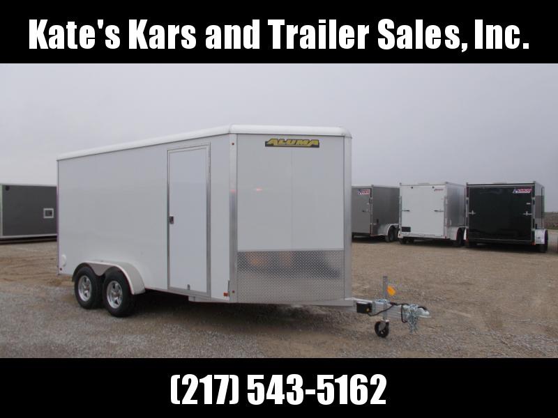 *NEW* Aluma 7X14' Extra Tall Aluminum Trailer Enclosed Cargo Trailer in Ashburn, VA