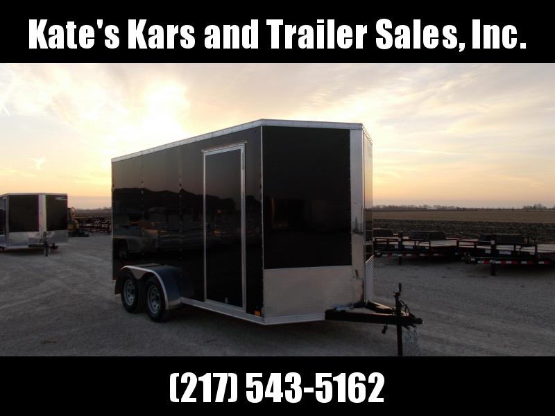 """2019 Cross Trailers 7x14'  12"""" Extra Enclosed Cargo Trailer"""