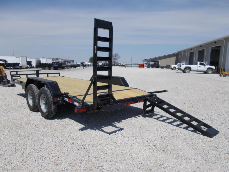 *NEW** Load Trail 83x18' 14000 LB Equipment bobcat trailer Equipment Trailer