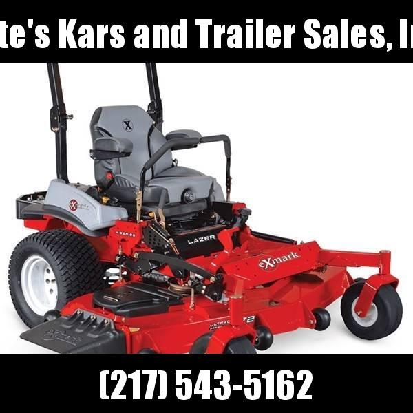 "2019 Exmark Lazer Z X-Series 60"" zero turn mower Lawn mower for sale in illinois"