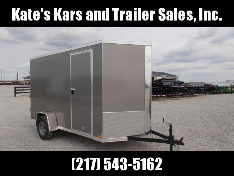 DOUBLE REAR DOOR Cross 6X12' Enclosed Cargo Trailer for sale in Ashburn, VA