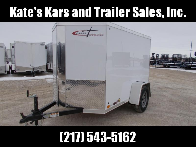 2019 Cross Trailers 5X8 Enclosed cargo Enclosed Cargo Trailer