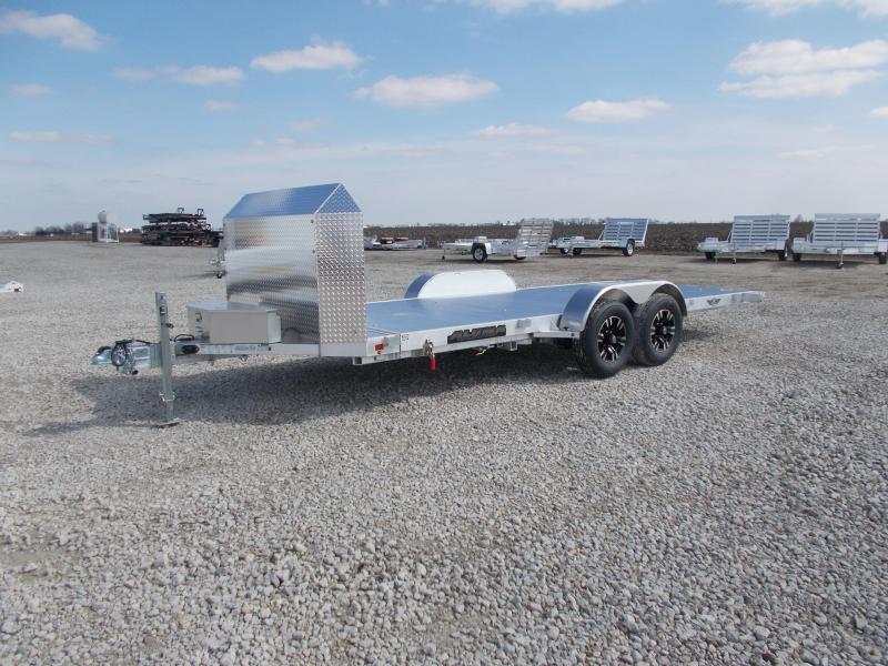 *NEW* 18' Aluminum Tilt  Aluma 8218HTilt Anniversary Edition Car / Racing Trailer