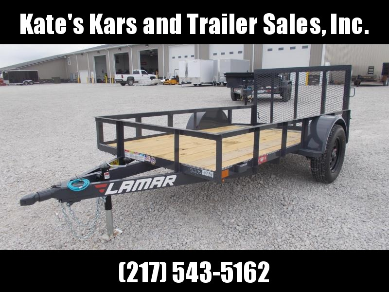 *NEW* Lamar 5X10' Mower ATV UTV Utility Trailer