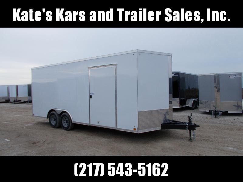 2020 Cross Trailers 8.5X20 Extra Tall HD 9990 LB Trailer Enclosed Cargo Trailer