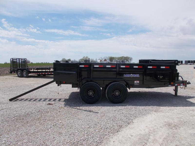 BEST DEAL on a Load Trail 83X14' Dump Trailer 14K LB