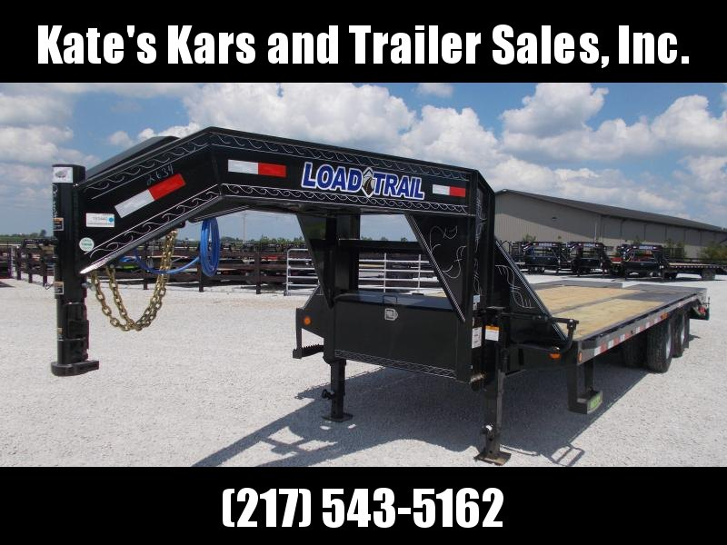 2020 Load Trail 102X25 22k GVWR Flatbed Trailer
