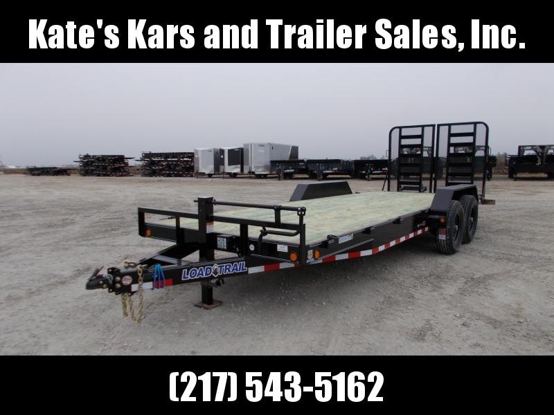 *NEW* Load Trail 83X22' Equipment Trailer 14K LB GVWR