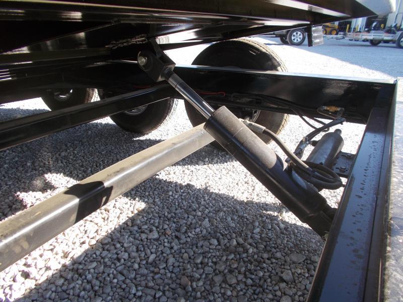 2019 Load Trail 83X22 Triple Axle Tilt Equipment Trailer