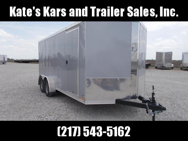 *NEW* Cross 7X16' Heavy Duty Enclosed Cargo Trailer in Ashburn, VA