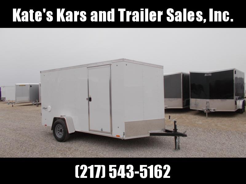 2020 Pace American 6X12 Enclosed cargo Enclosed Cargo Trailer