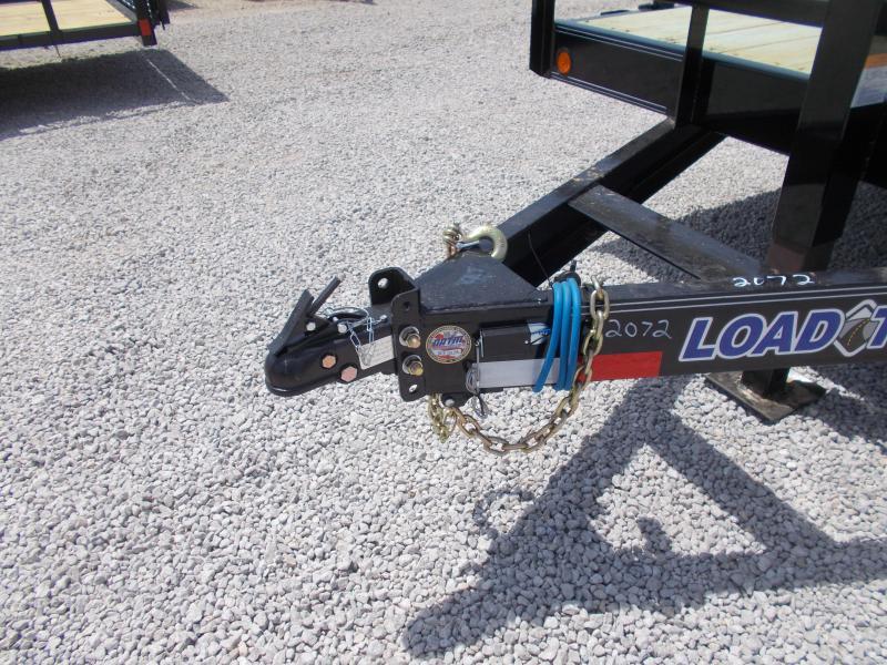 "*NEW* Load Trail 83""X16' Flatbed Equipment Trailer 14K LB"
