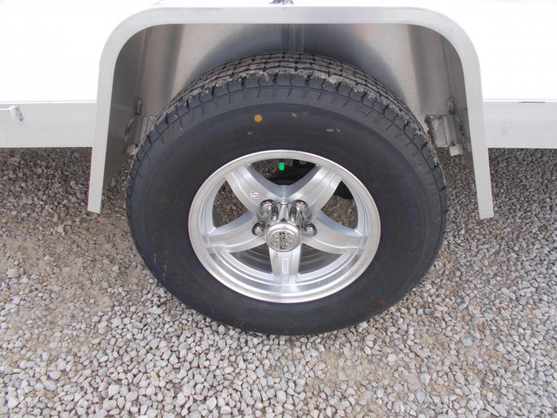14' ATV Trailer 2020 Aluma 8114BT Aluminum Utility ATV Trailer