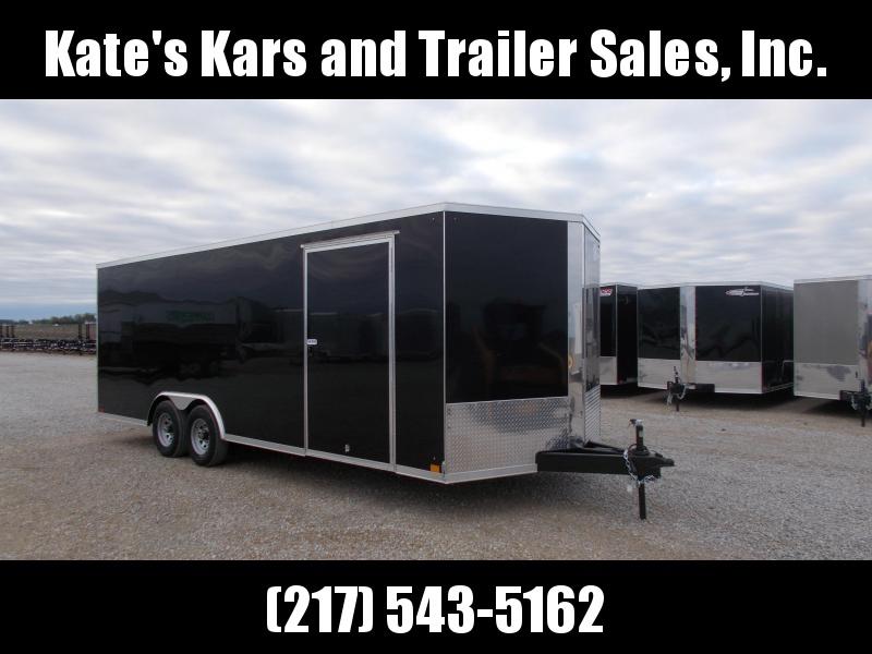 *NEW* Cross  8.5X22' HD Car Hauler 9990 LB Enclosed Cargo Trailer for sale