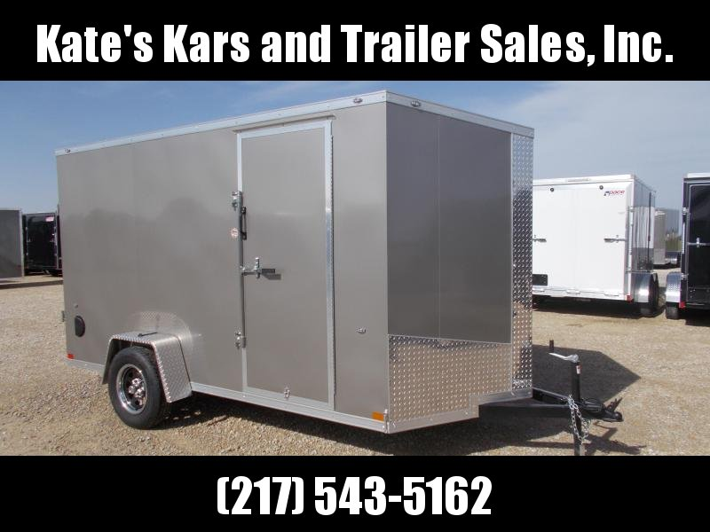 2020 Formula Trailers 6X12 Extra Height Cargo Enclosed Cargo Trailer