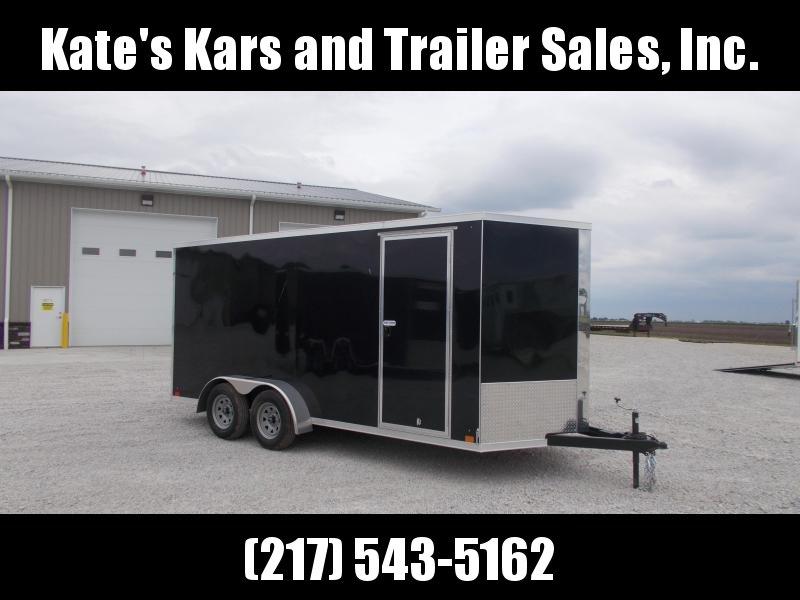 *WELL BUILT* Cross 7X16' Screwless Sides Extra Tall 7K GVWR Enclosed Cargo Trailer in Ashburn, VA