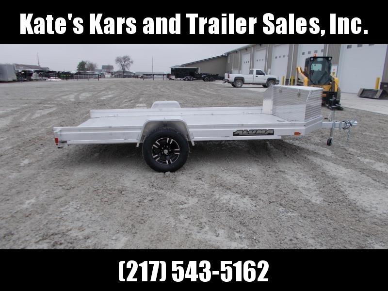 *NEW* Aluma UTR12 Aluminum ATV Trailer