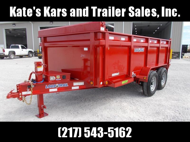 "2020 Load Trail 83X14' 36"" Sidewalls 14K GVWR Dump Trailer"