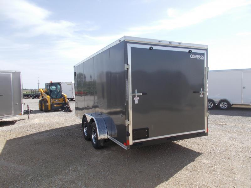 HUGE Selection!! Formula 7X16' Extra Tall Cargo Trailer Enclosed ATV