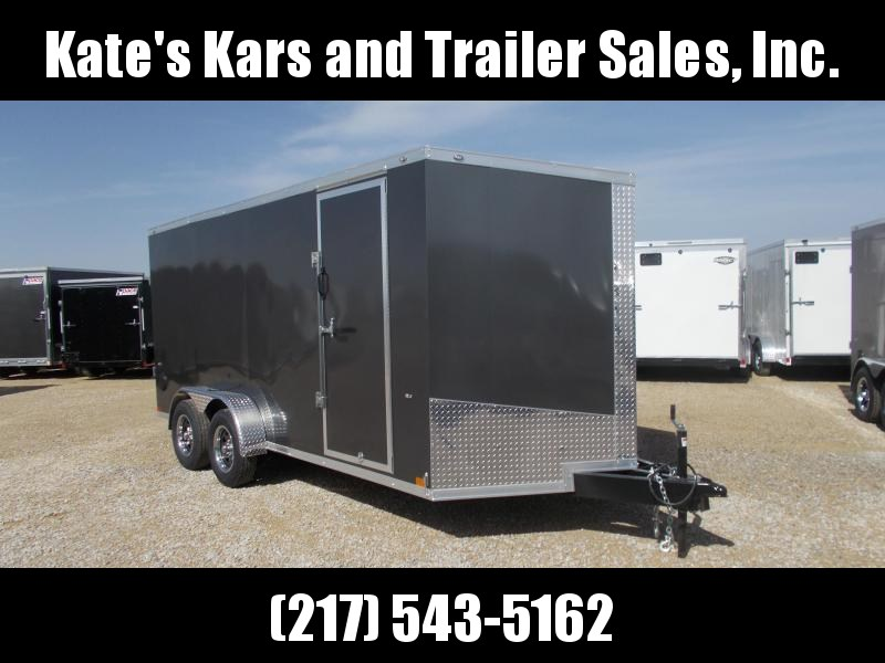 HUGE Selection!! Formula 7X16' Extra Tall Cargo Trailer Enclosed ATV