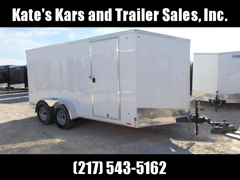 *NEW* Cargo Express 7X14' Enclosed Trailer