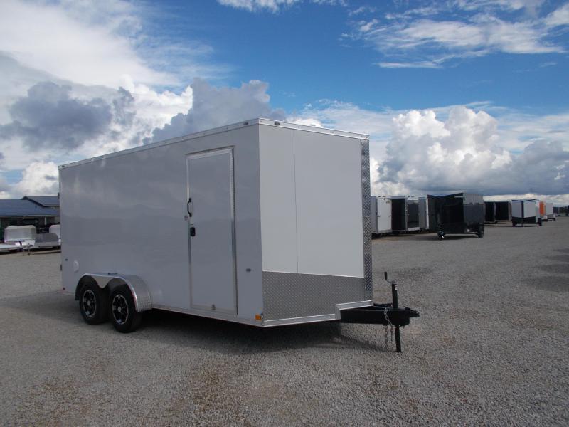 2020 Compass 7X16 Extra Tall cargo Enclosed Cargo Trailer