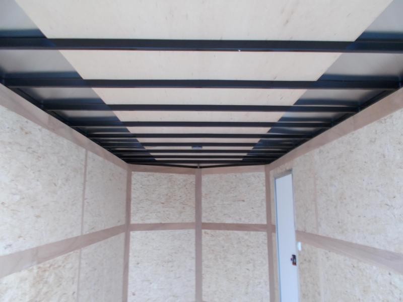 "*NEW* Cross 7X14' w/ 12"" add Height Enclosed Trailer"