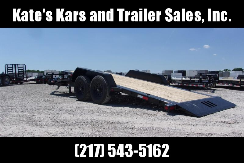 *NEW*  Load Trail 83X20' TH14 Tilt Equipment Trailer