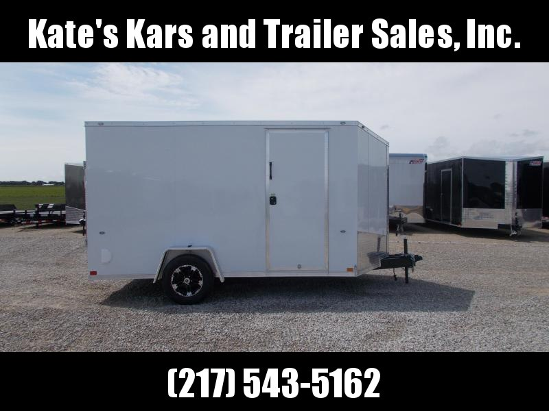 7X12' ADDITIONAL HEIGHT Formula Trailers Enclosed Cargo Trailer