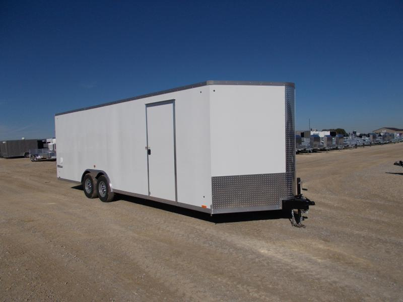 *NEW* Cargo Express PRO 8.5X24 Enclosed Trailer 9990 LB GVWR